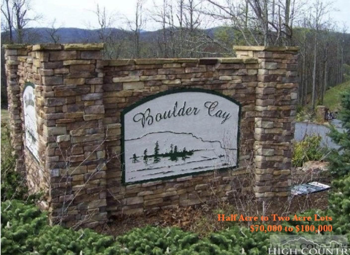 Lot 23 Boulder Cay Road, Boone, NC 28607