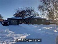 214 Rose Lane, Williston, ND 58801