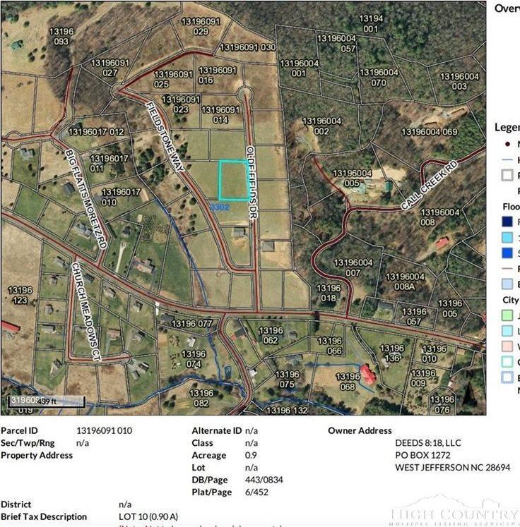 TBD Olde Fields Drive, Fleetwood, NC 28626