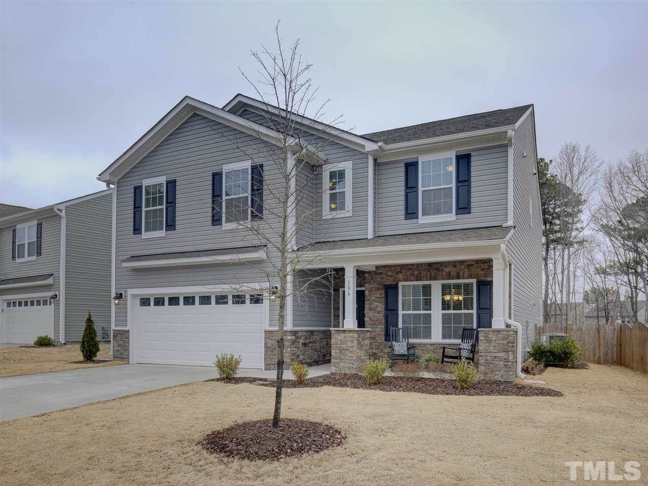 106 Foxborough Lane, Durham, NC 27703
