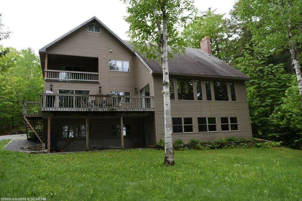 112 North Shore Rd, Harfords Point Township, ME 04441