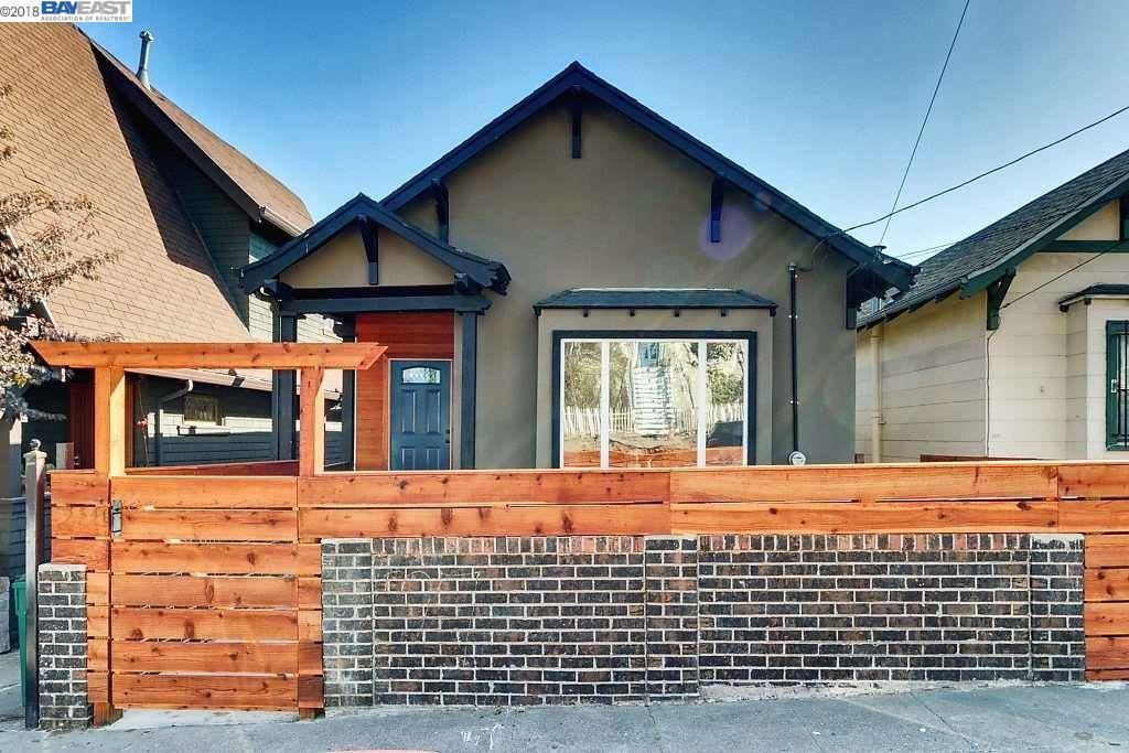 2219 East 27Th St, Oakland, CA 94606