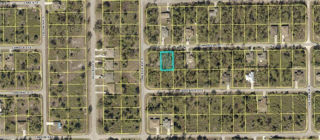 822 Campbell ST E, Lehigh Acres, FL 33974