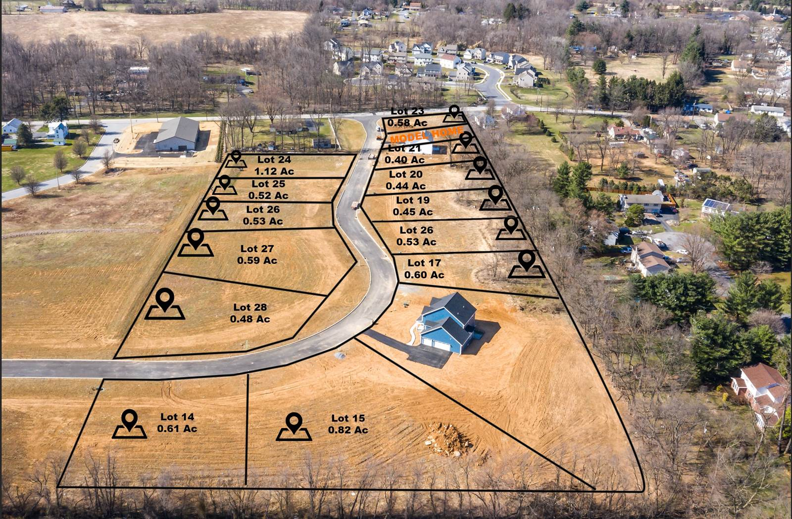 Lot 19 Westhaven, Mechanicsburg, PA 17050