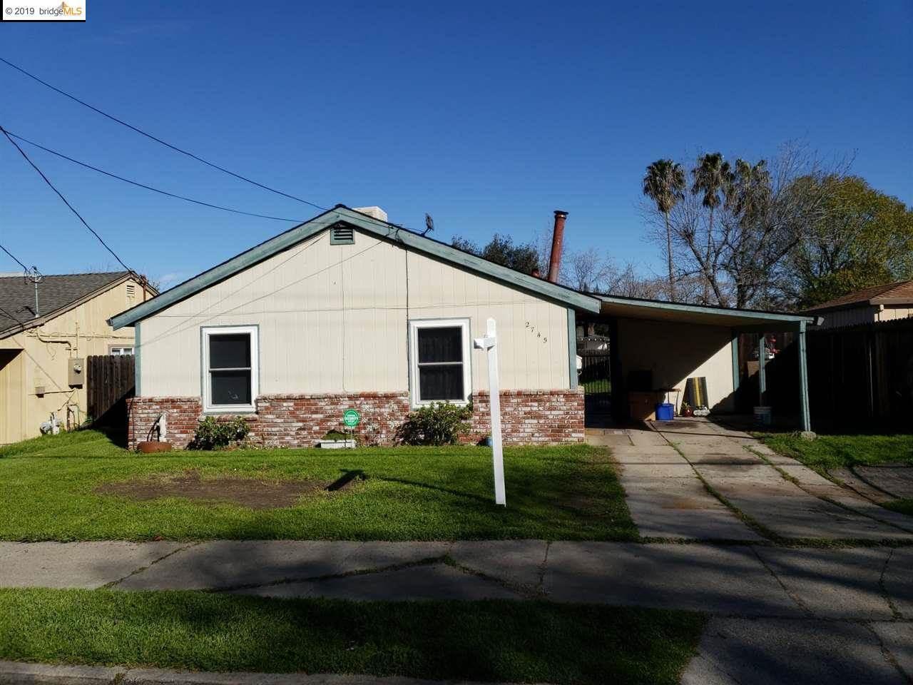 2745 Alcala St, Antioch, CA 94509