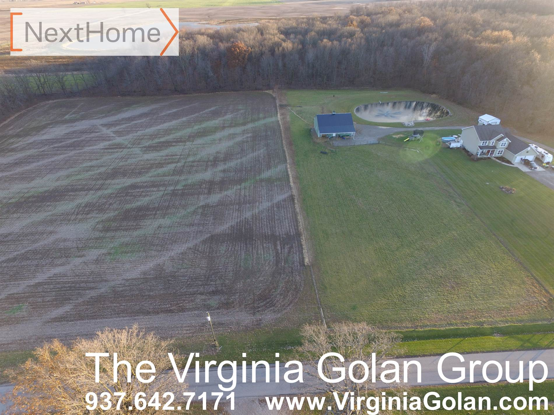 0 Lingrell Road, Lot A, West Mansfield, OH 43358