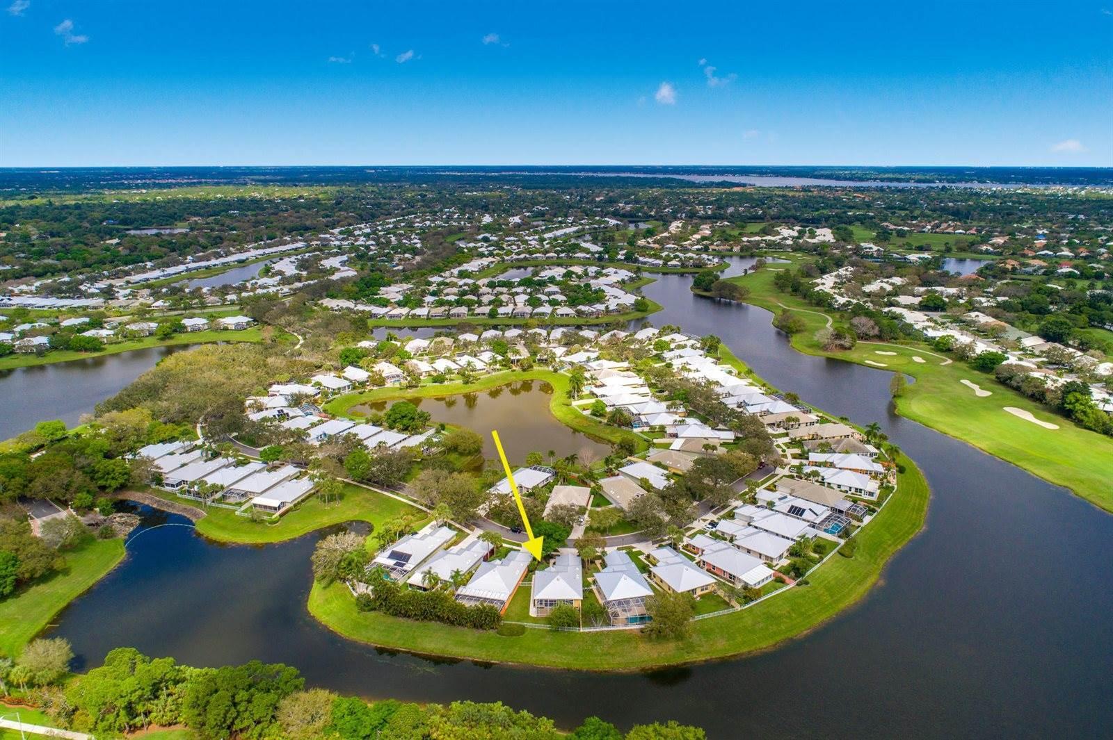 2563 SW Greenwich Way, Palm City, FL 34990