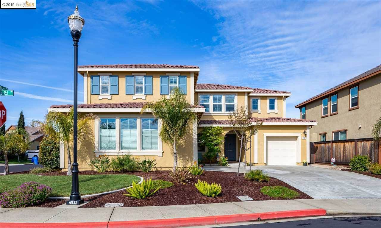 2501 Shadowbrooke Rd, Brentwood, CA 94513