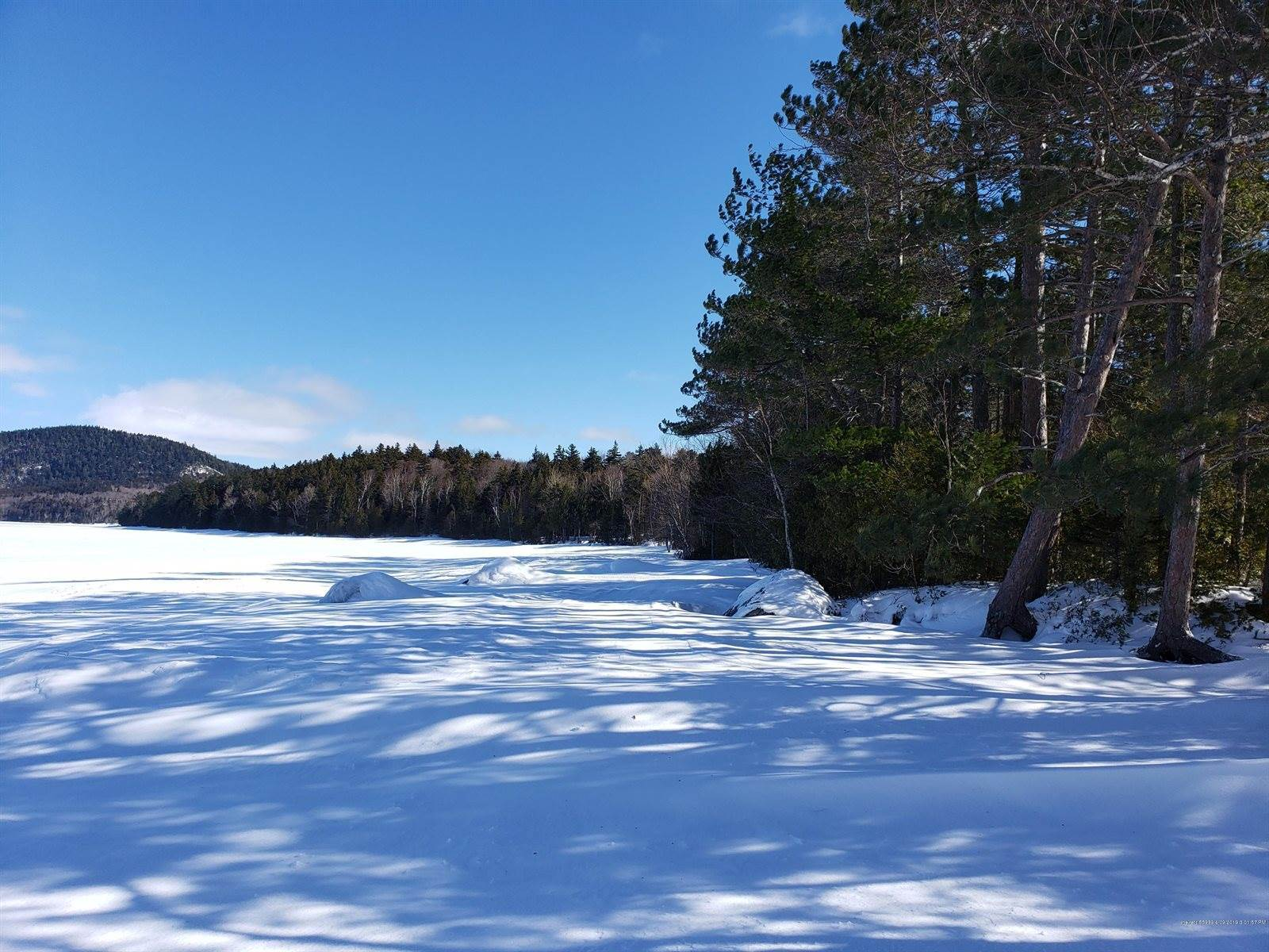 Lot 4 Pebble Beach Causeway, Days Academy Grant Township, ME 04441