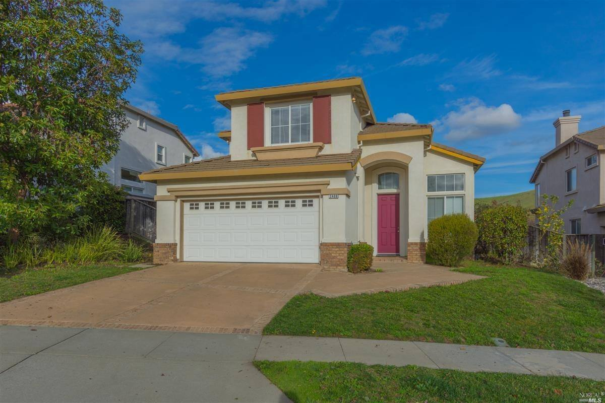 2408 Skyview Circle, Fairfield, CA 94534
