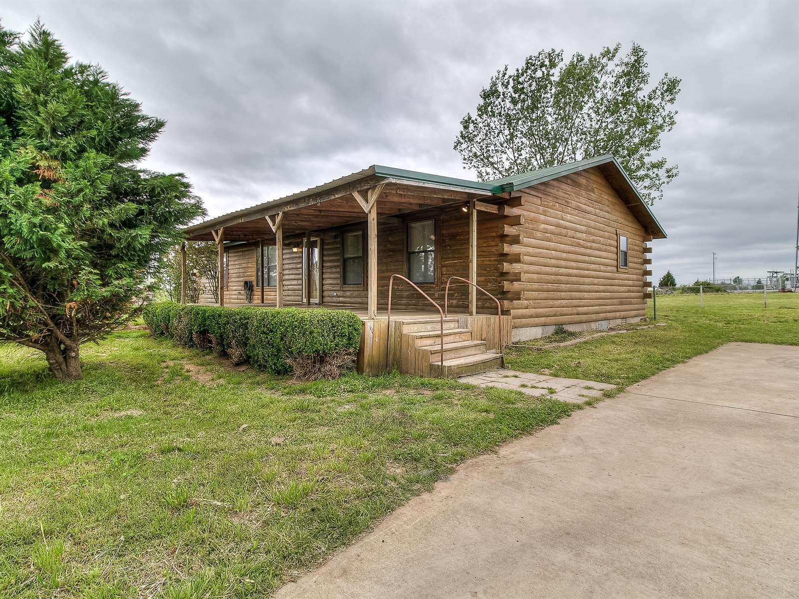 13200 Coker Rd, Shawnee, OK 74804