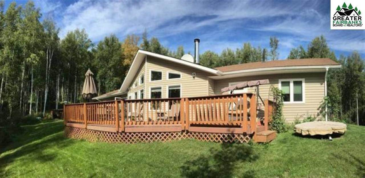 1365 Whistling Swan Drive, Fairbanks, AK 99712