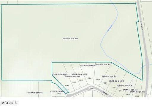 Lot 6 Tiara Dr, Gulfport, MS 39503