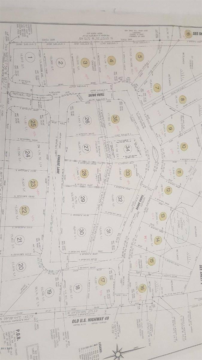 Lot 5 Tiara Dr, Gulfport, MS 39503