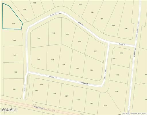 Lot 5 Tiara Dr, Gulfport, MS 39503