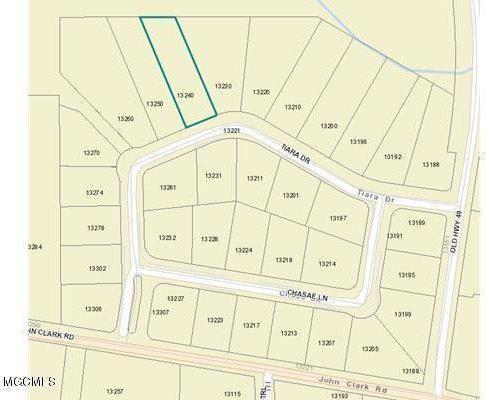 Lot 9 Tiara Dr, Gulfport, MS 39503