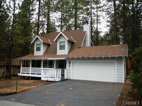 689 Golden West Drive, Big Bear, CA 92315