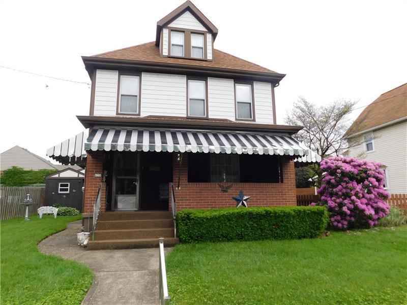 639 Grant Street, Springdale, PA 15144