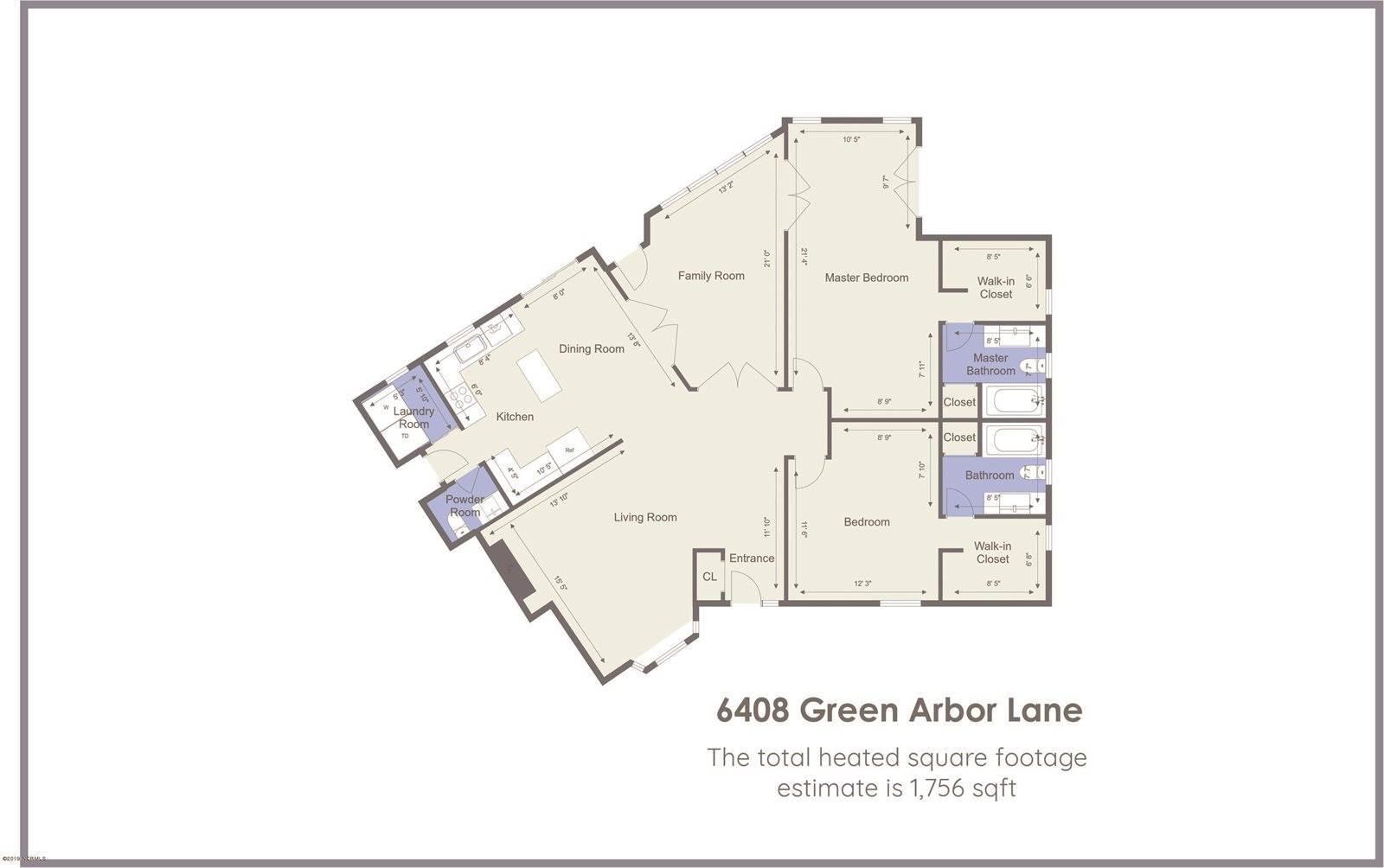 6408 Green Arbor Lane, Wilmington, NC 28409