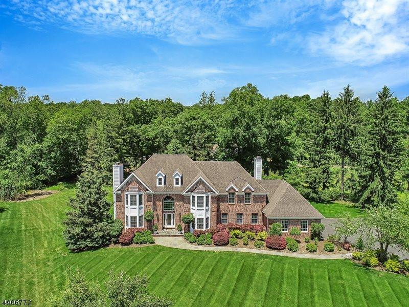5 Ponds Edge Lane, Warren Township, NJ 07059