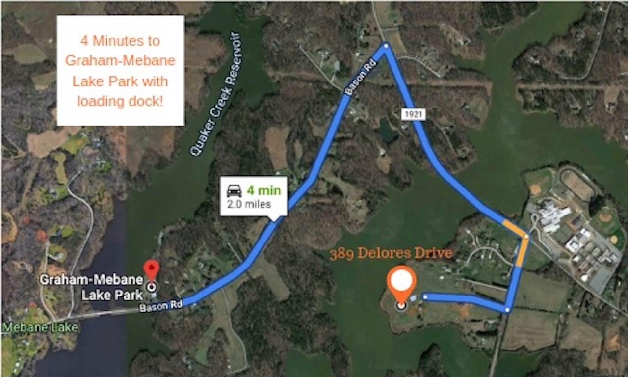 389 Delores Drive, Mebane, NC 27302