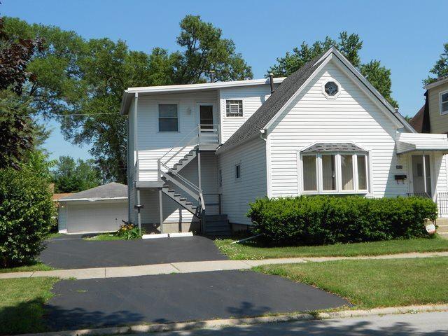 3321 Wallace Avenue, Steger, IL 60475