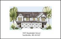 597 Randolph Street #1, Northville, MI 48167