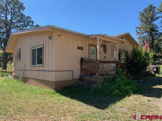 552 Indian Land Road, Pagosa Springs, CO 81147