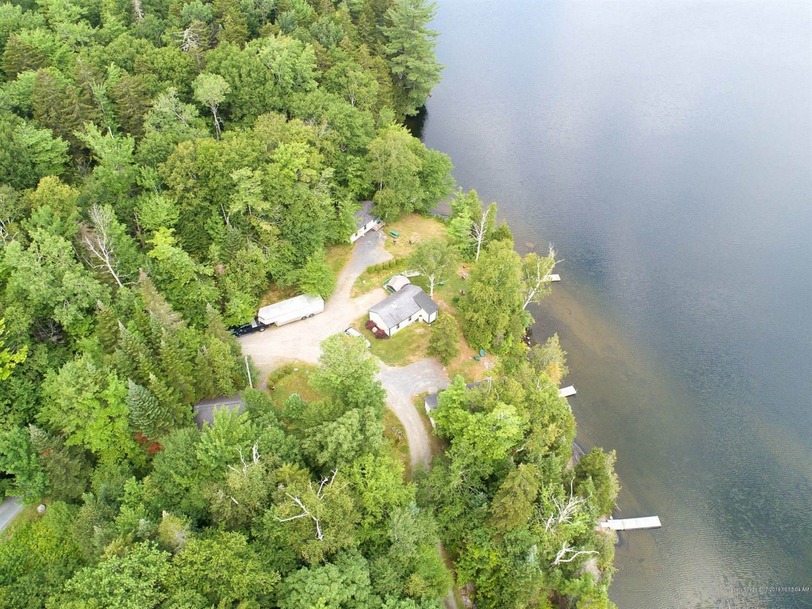 15 Wilson Pond Road, Greenville, ME 04441