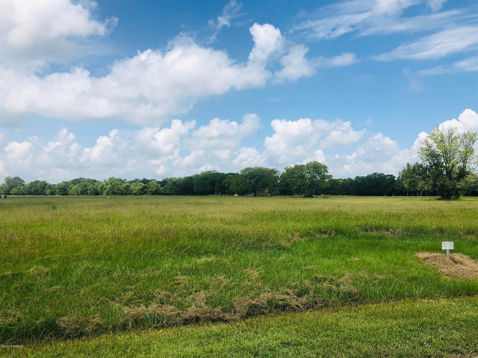 Lot 25 Saddle Drive, Opelousas, LA 70570