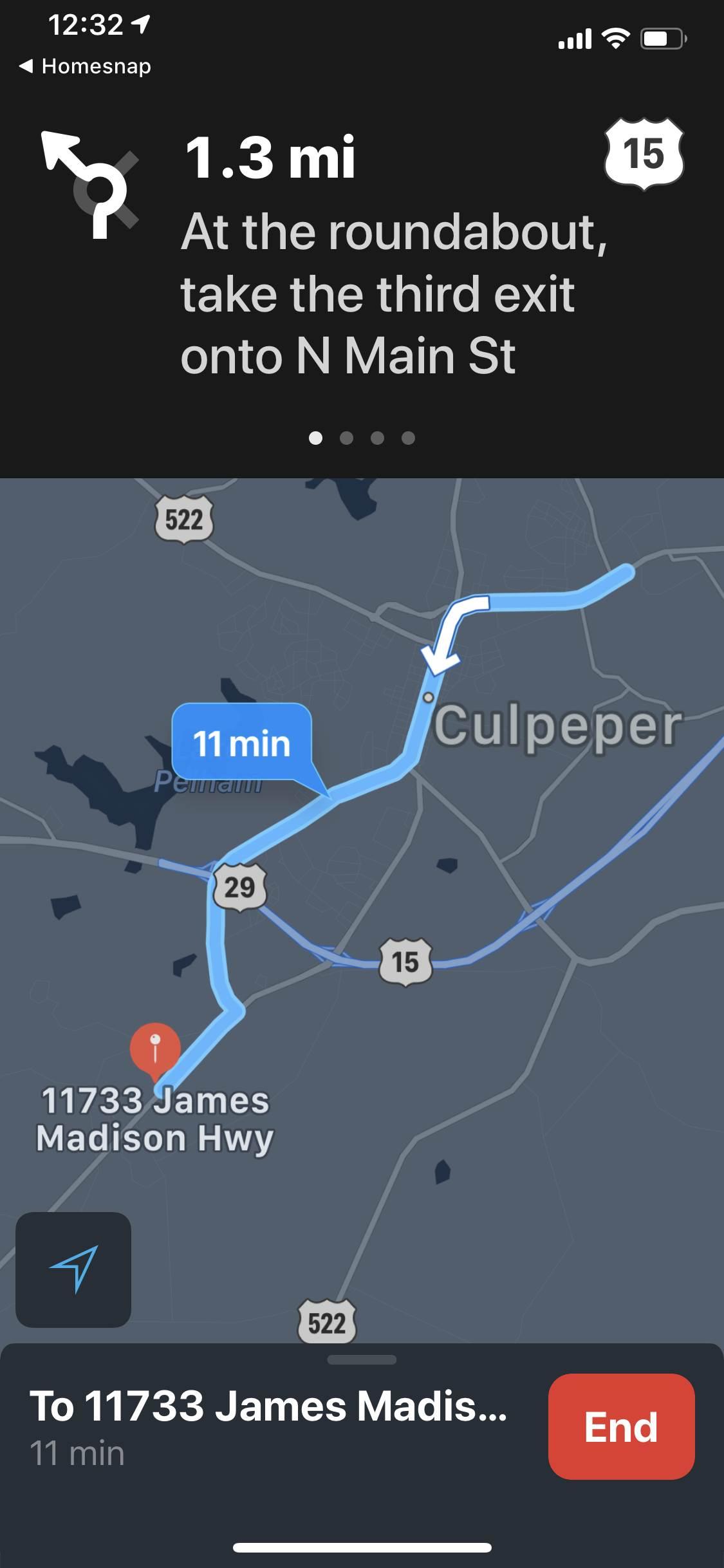 11733 James Madison Highway, Culpeper, VA 22701
