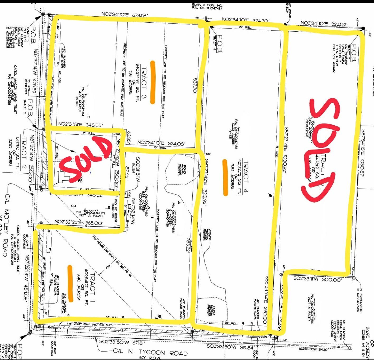 9.40 Acres Tycoon & Motley Rd (TRACT 1), Bentonville, AR 72712