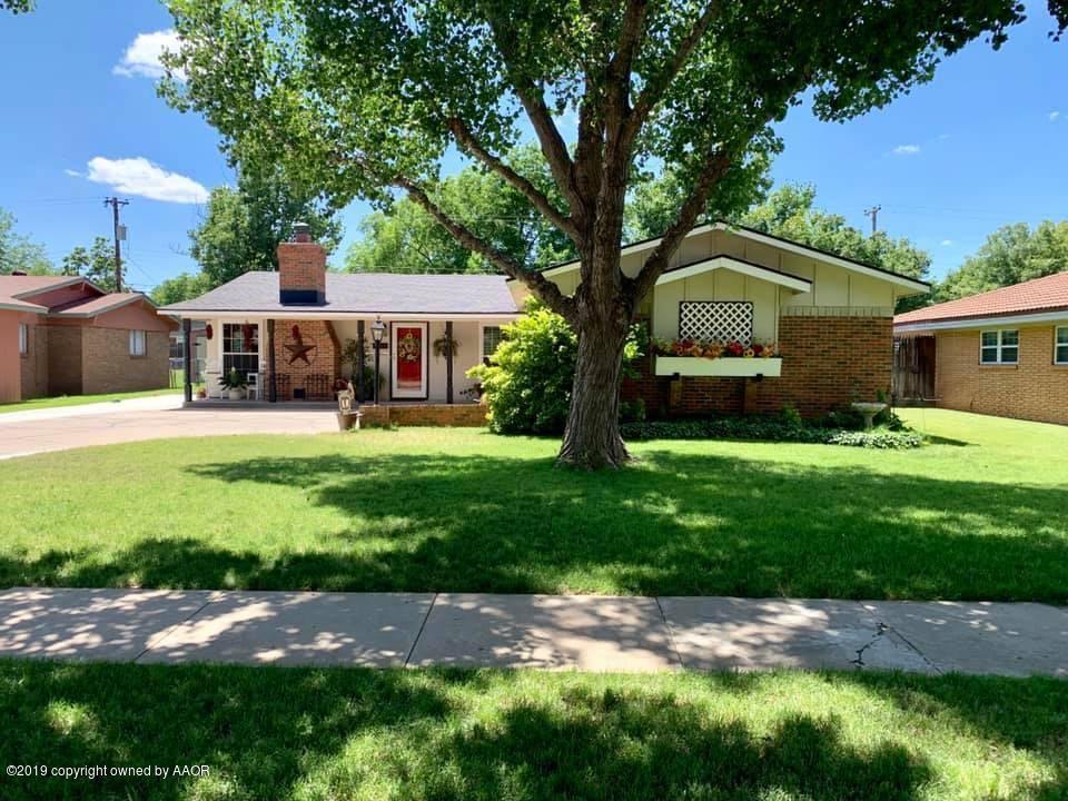 3612 Thurman St, Amarillo, TX 79109