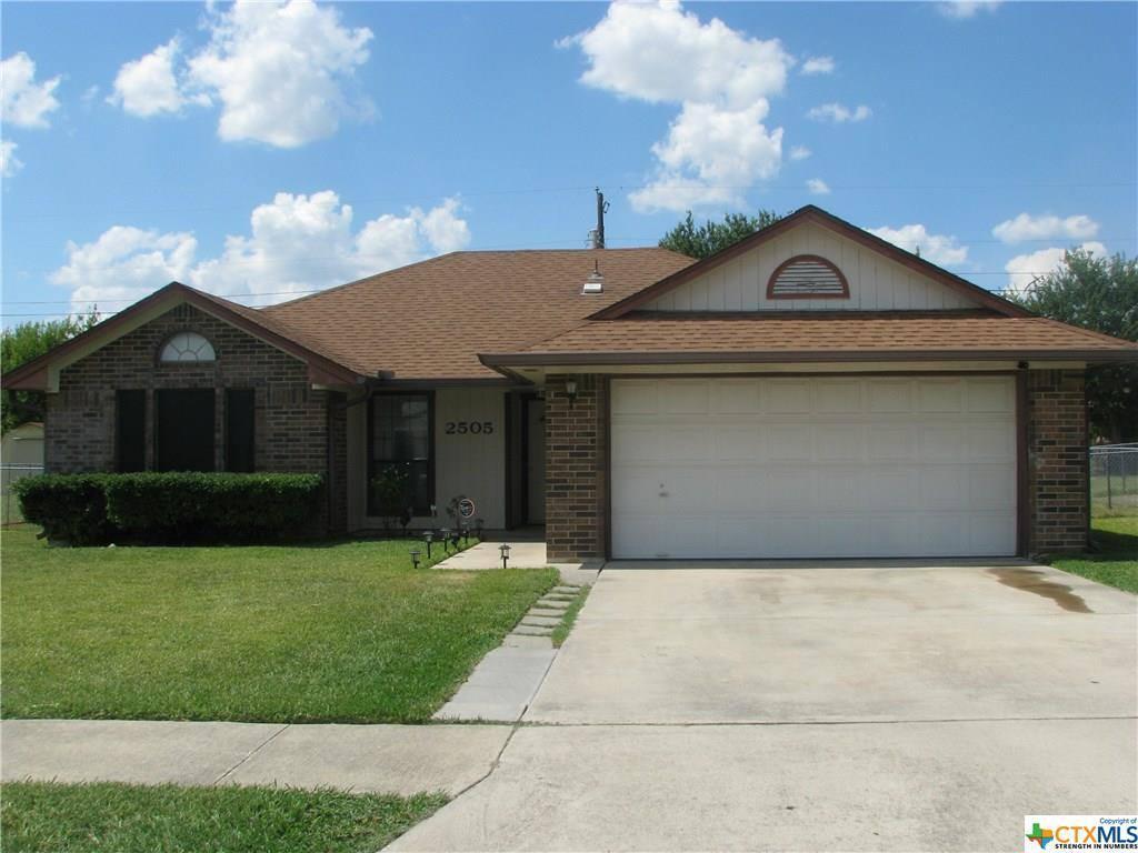 2505 Marlin Drive, Killeen, TX 76543