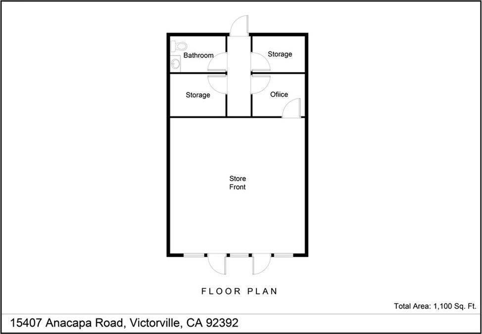 15407 Anacapa Road, Victorville, CA 92392