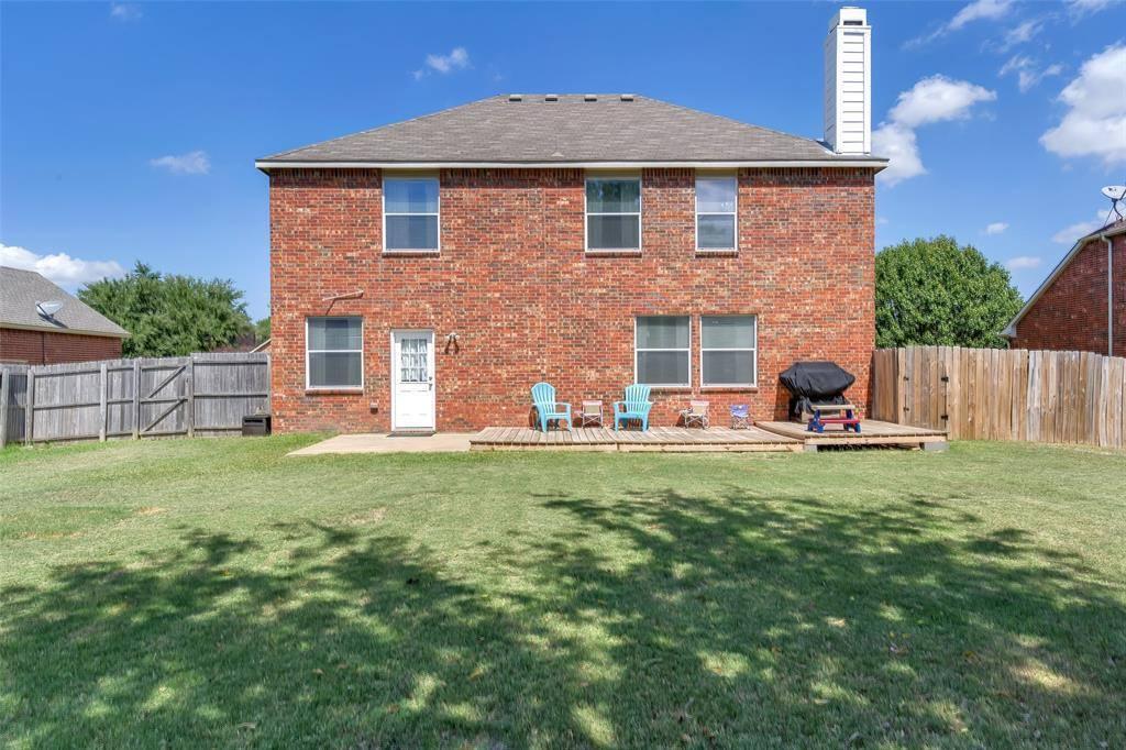 1916 Peppertree Drive, Little Elm, TX 75068