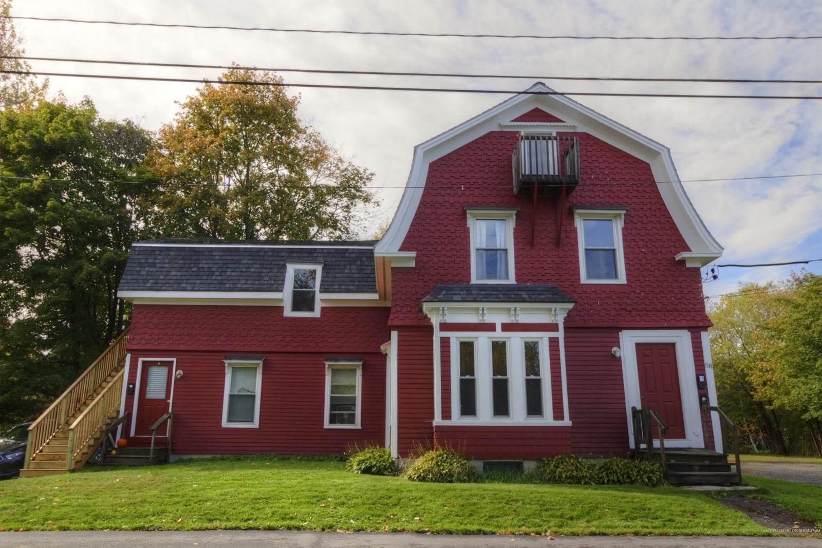58 Perkins Street, Bangor, ME 04401