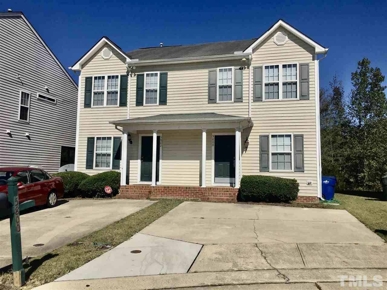 5800 Osprey Cove Court, Raleigh, NC 27604