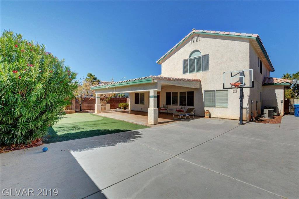 9795 Ice Box Canyon Court, Las Vegas, NV 89117