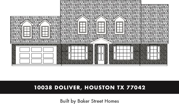10038 Doliver, Houston, TX 77042