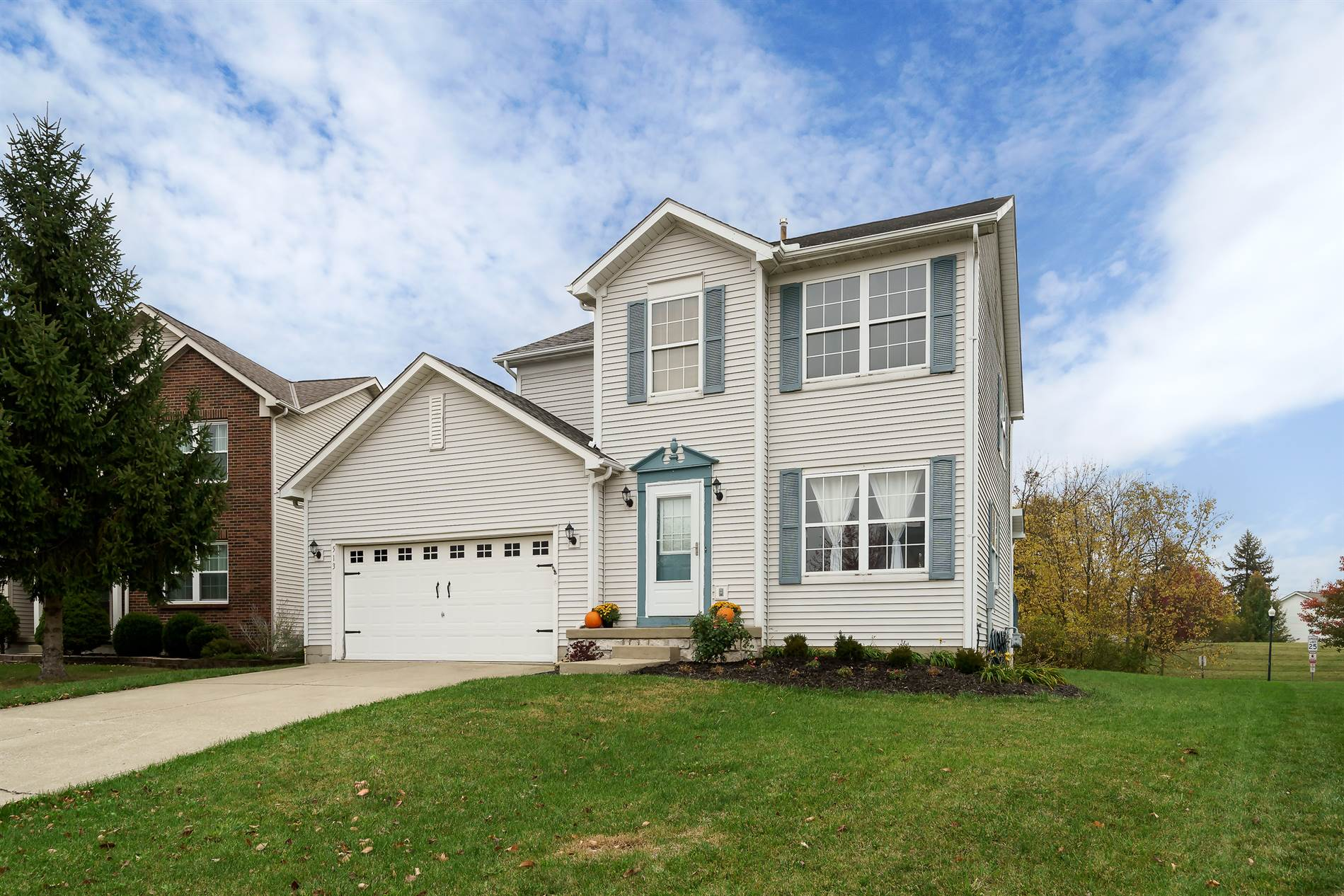 513 Quail Hollow Drive North, Marysville, OH 43040