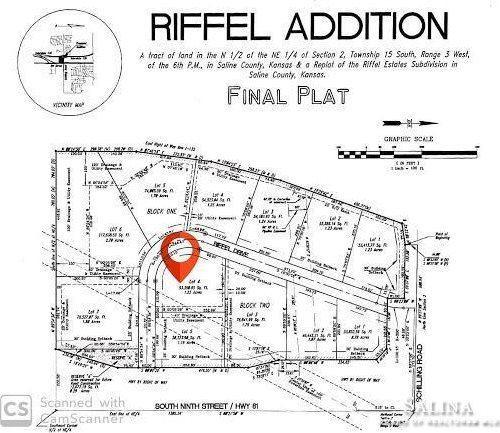 3051 Riffel Drive, Salina, KS 67401