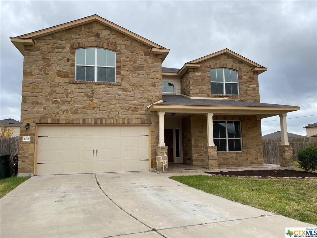 4708 Bayer Hollow Drive, Killeen, TX 76549