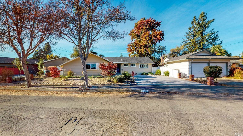 3371 Princeton Drive, Santa Rosa, CA 95405