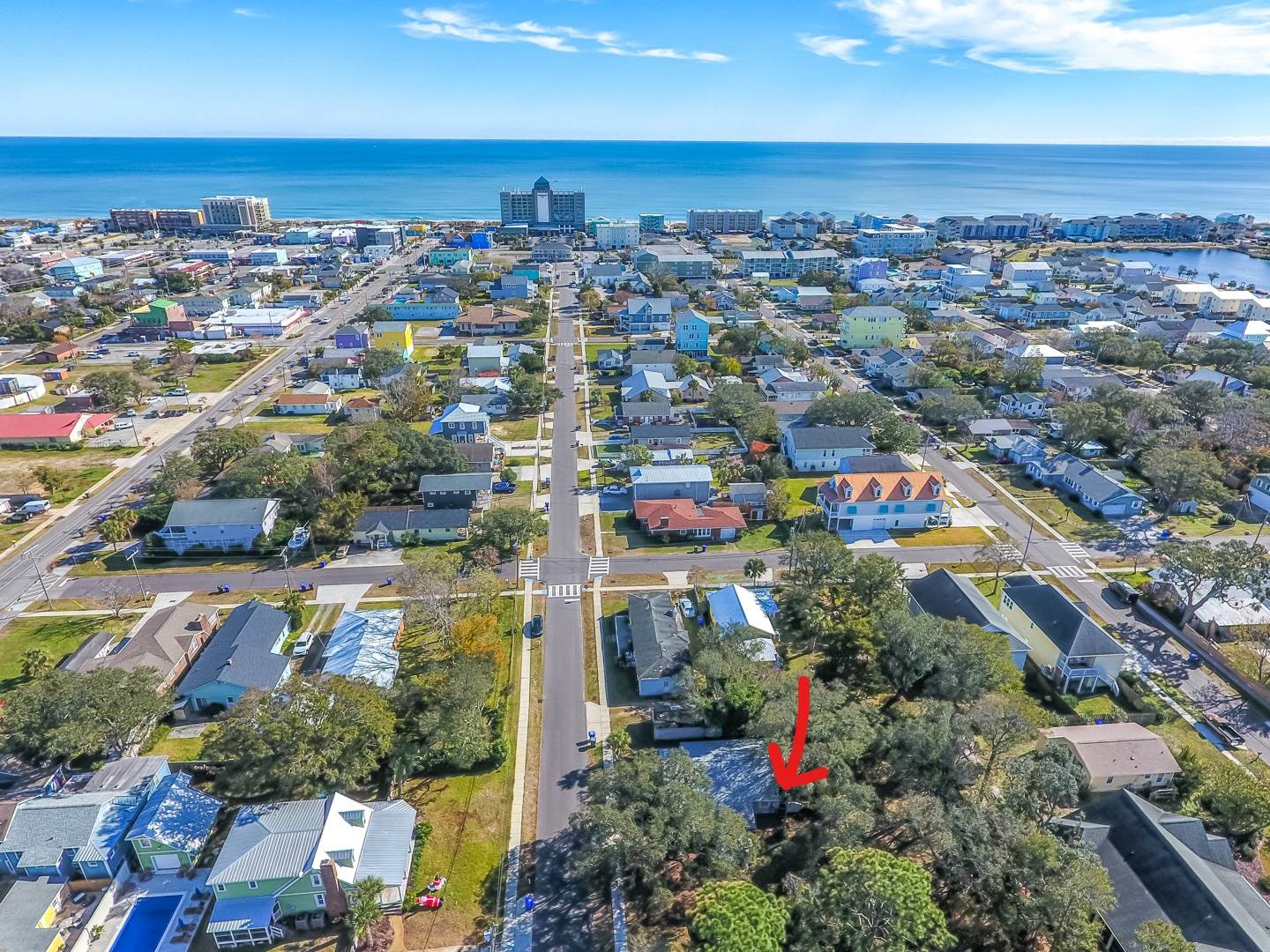 405 Charlotte Avenue, Carolina Beach, NC 28428
