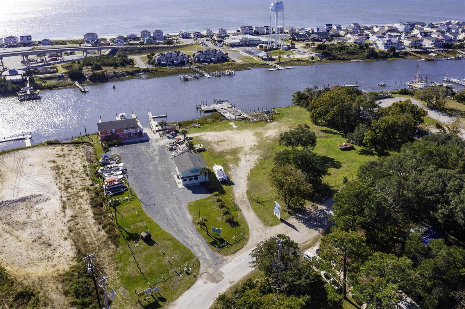 1319 Cedar Landing Road SW, Holden Beach Mainland, NC 28462