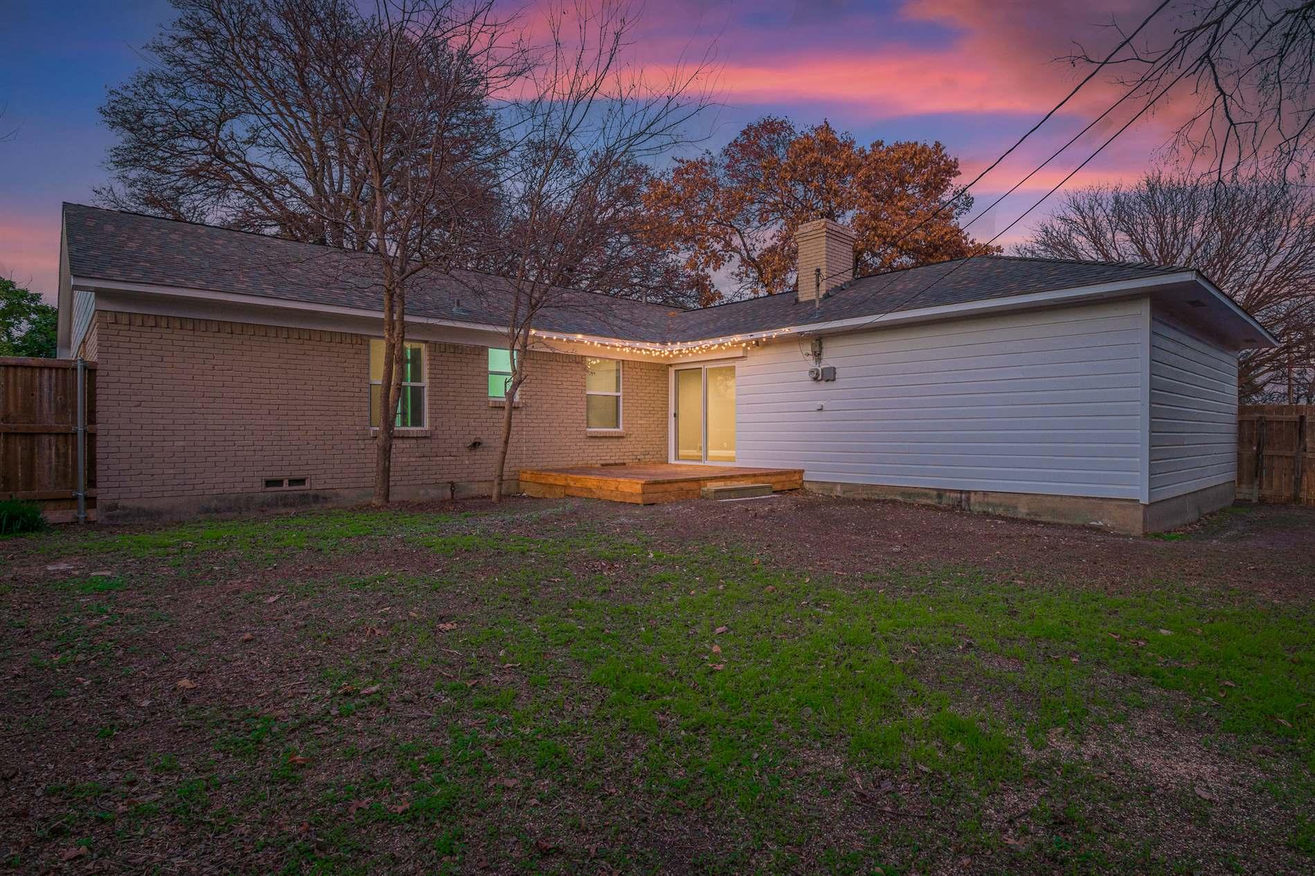 911 Fernwood Drive, Richardson, TX 75080