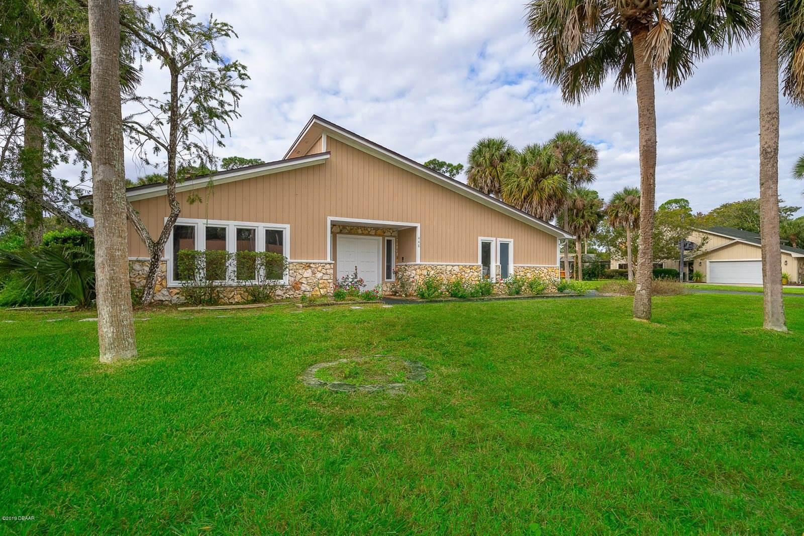 448 Pelican Bay Drive, Daytona Beach, FL 32119