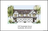 597 Randolph Street, #2, Northville, MI 48167