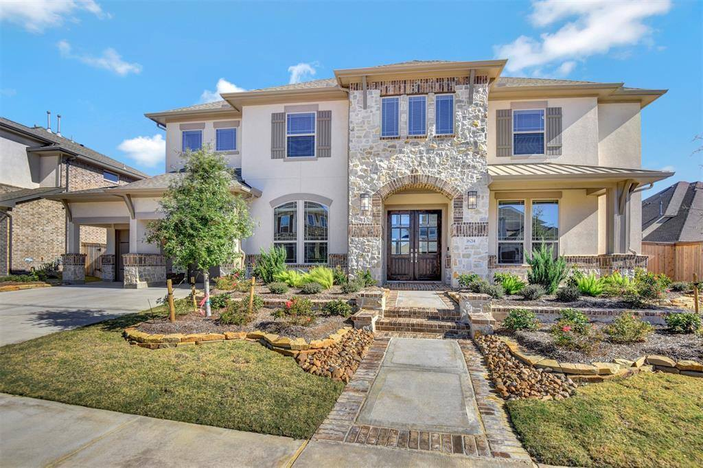 16214 Big Sandy Creek Drive, Cypress, TX 77433